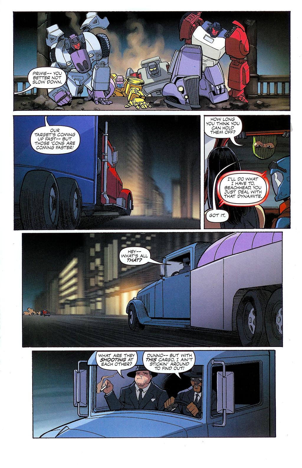 G.I. Joe vs. The Transformers II Issue #2 #3 - English 21