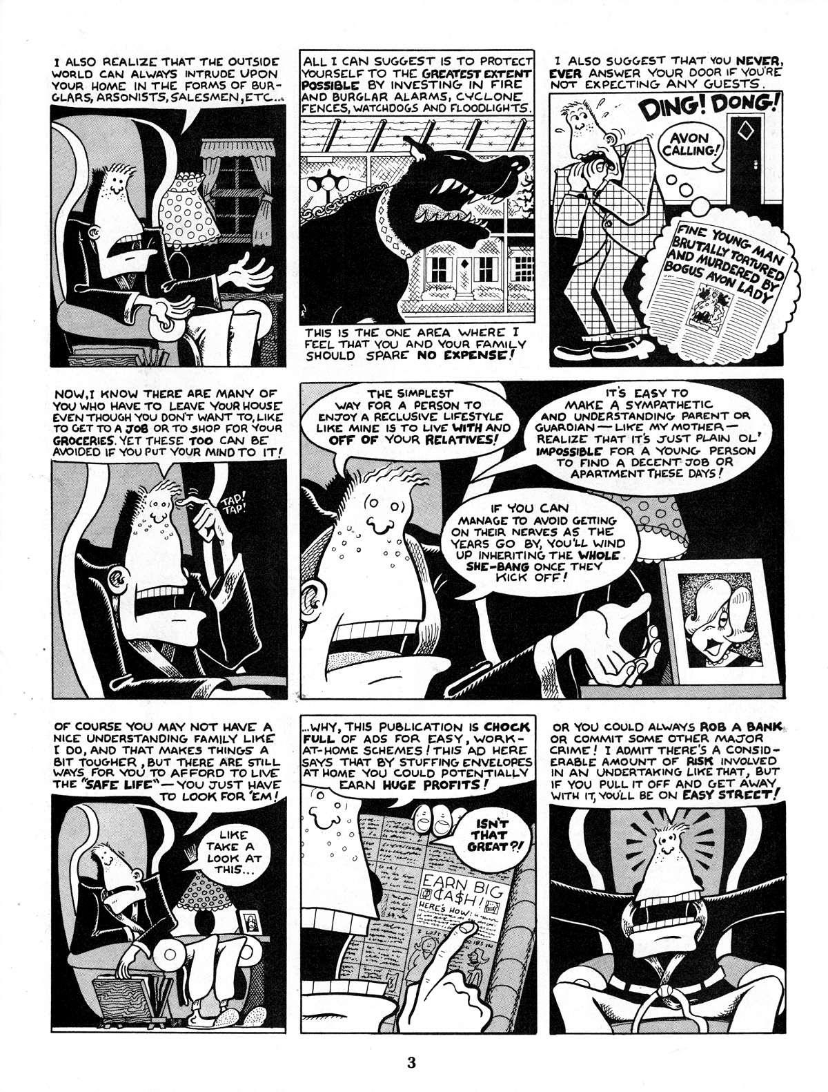 Read online Neat Stuff comic -  Issue #7 - 5