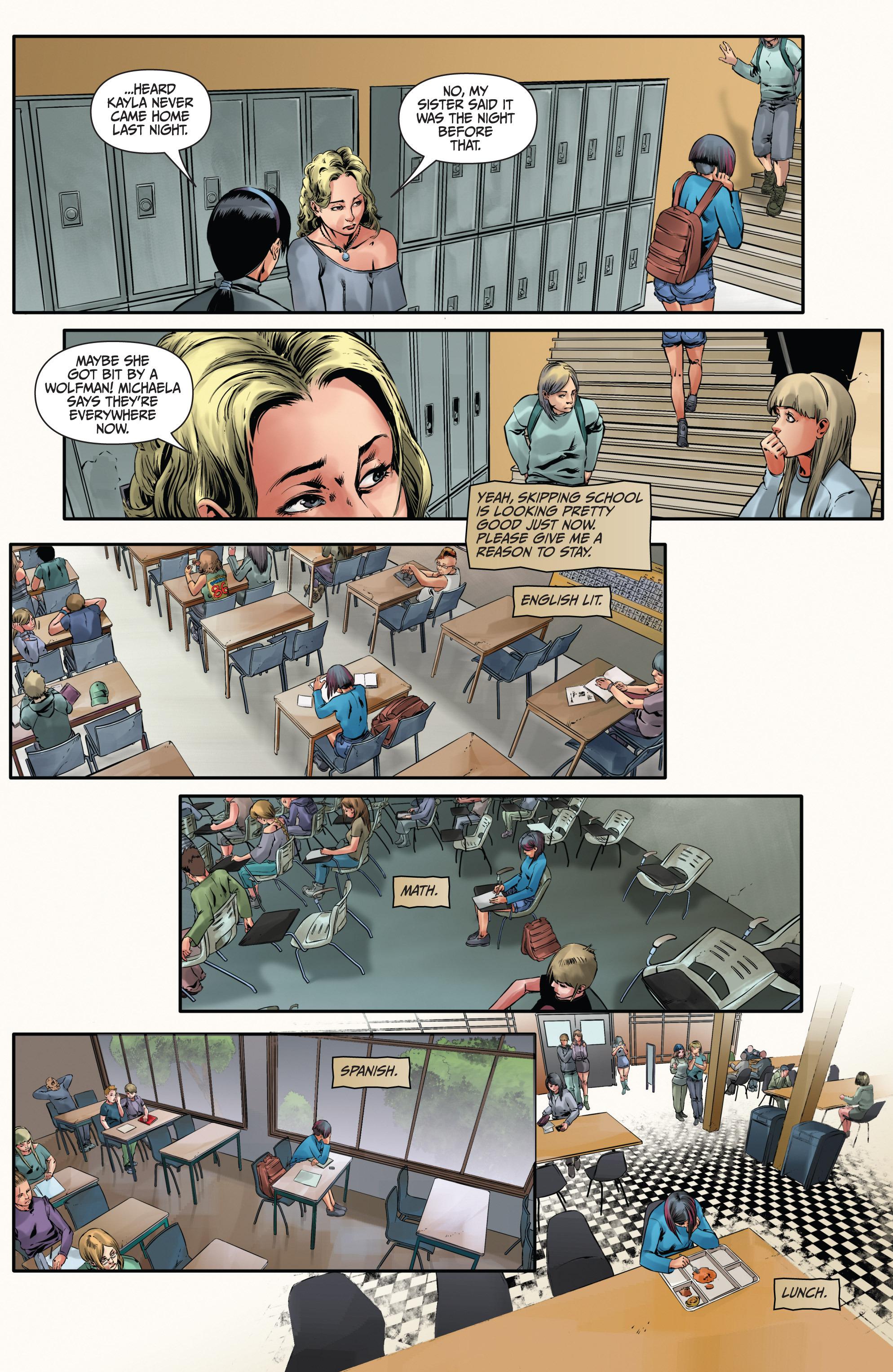 Read online Mercy Thompson comic -  Issue #4 - 18