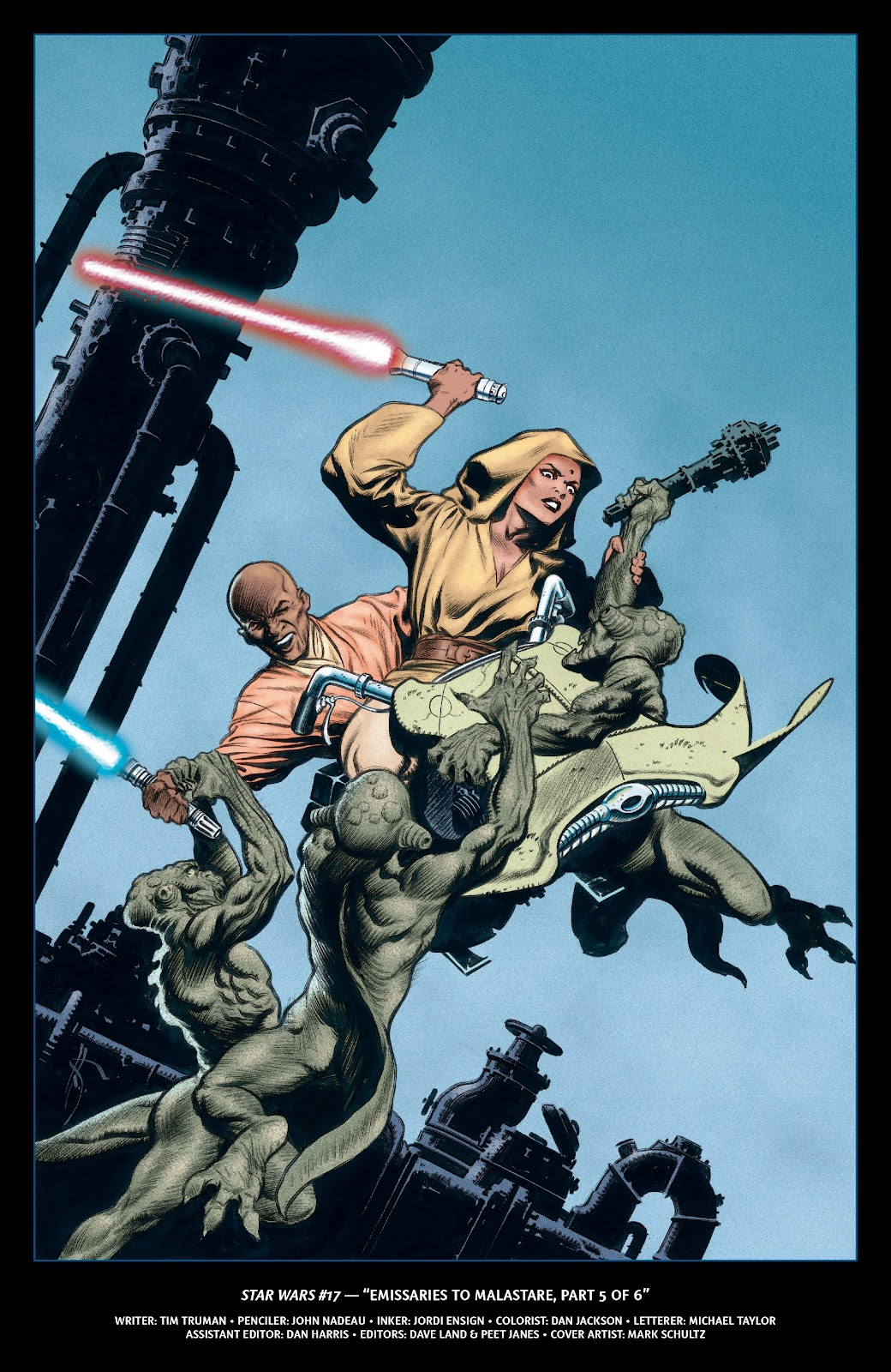Read online Star Wars Legends Epic Collection: The Menace Revealed comic -  Issue # TPB (Part 4) - 38