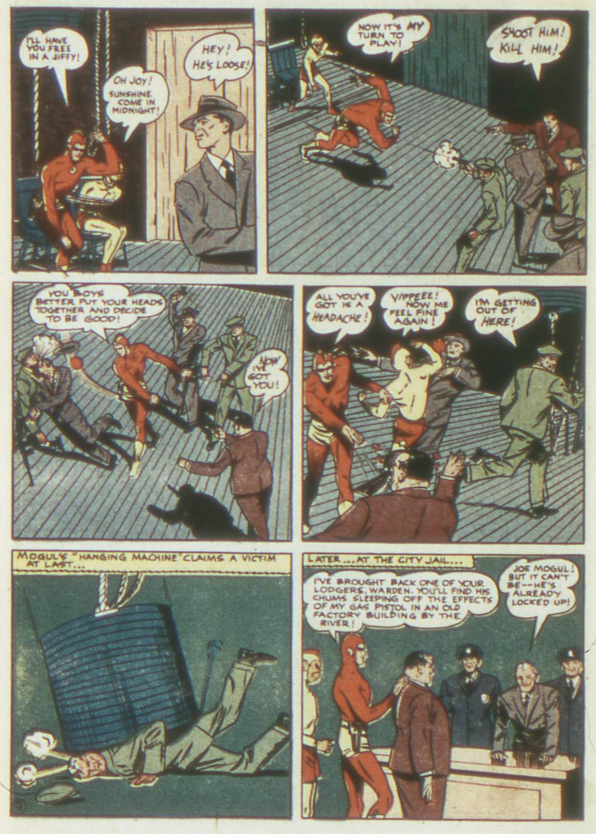 Detective Comics (1937) 62 Page 39