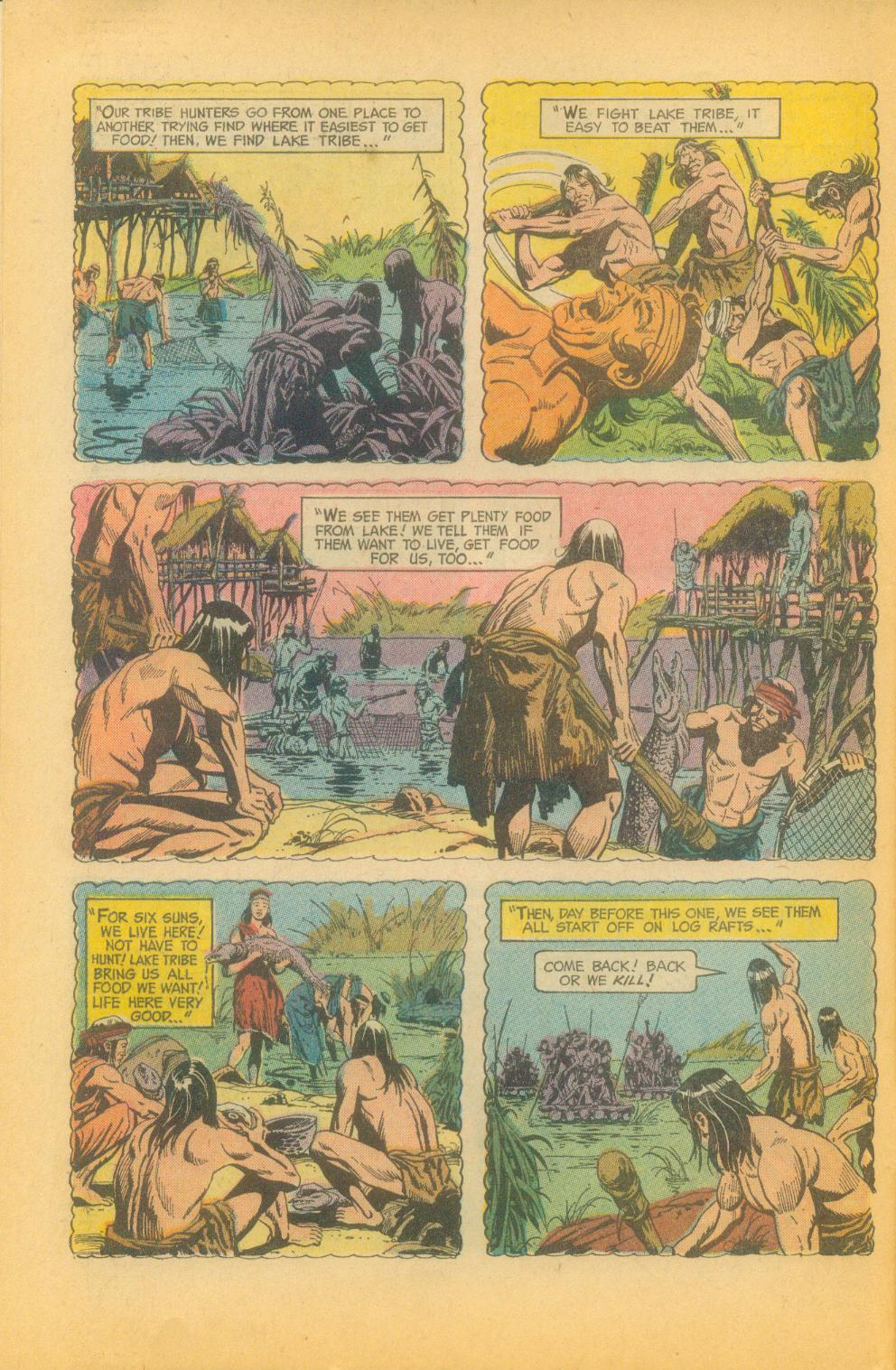 Read online Turok, Son of Stone comic -  Issue #82 - 10