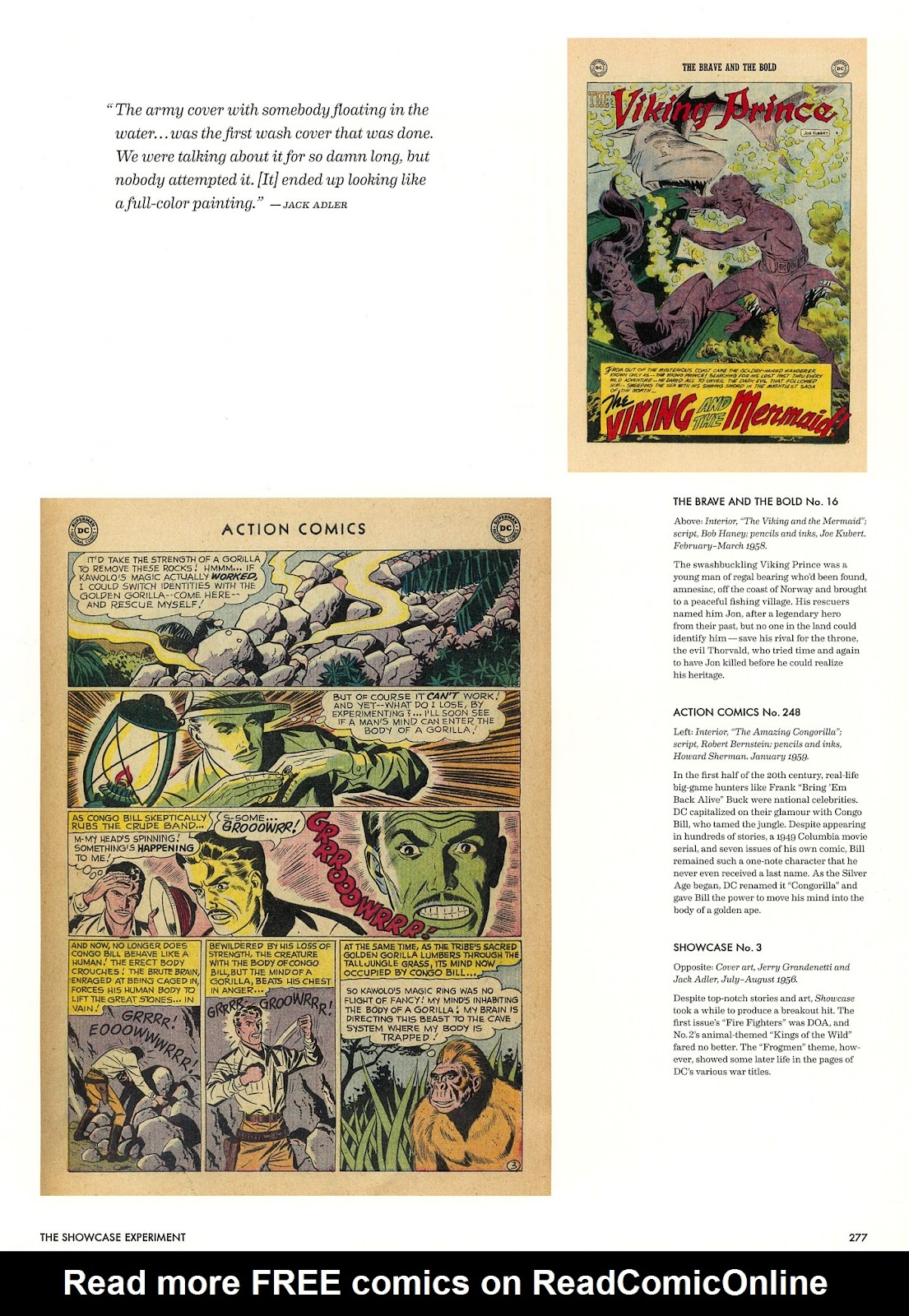 Read online 75 Years Of DC Comics comic -  Issue # TPB (Part 3) - 91
