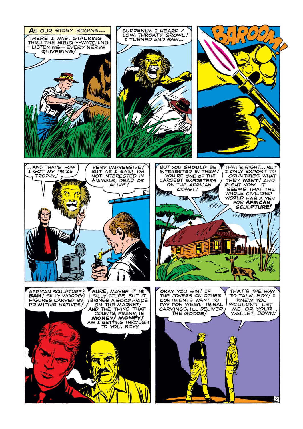 Tales to Astonish (1959) issue 23 - Page 3