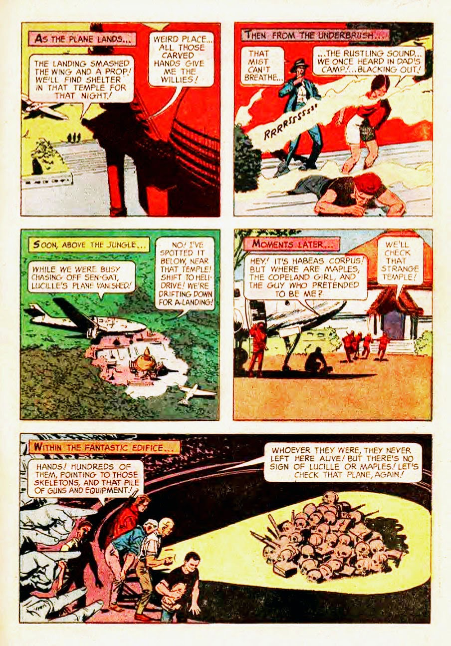 Read online Doc Savage (1966) comic -  Issue # Full - 23
