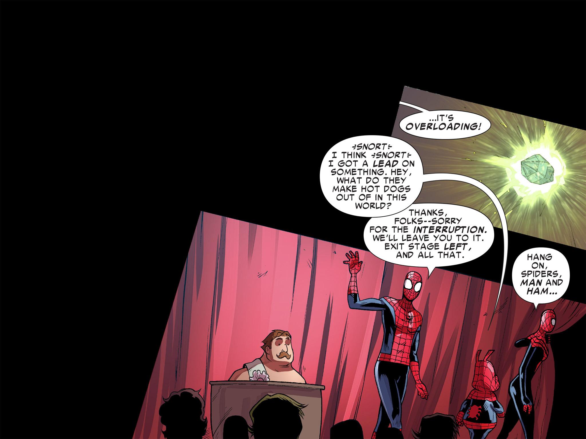 Read online Ultimate Spider-Man (Infinite Comics) (2016) comic -  Issue #9 - 63