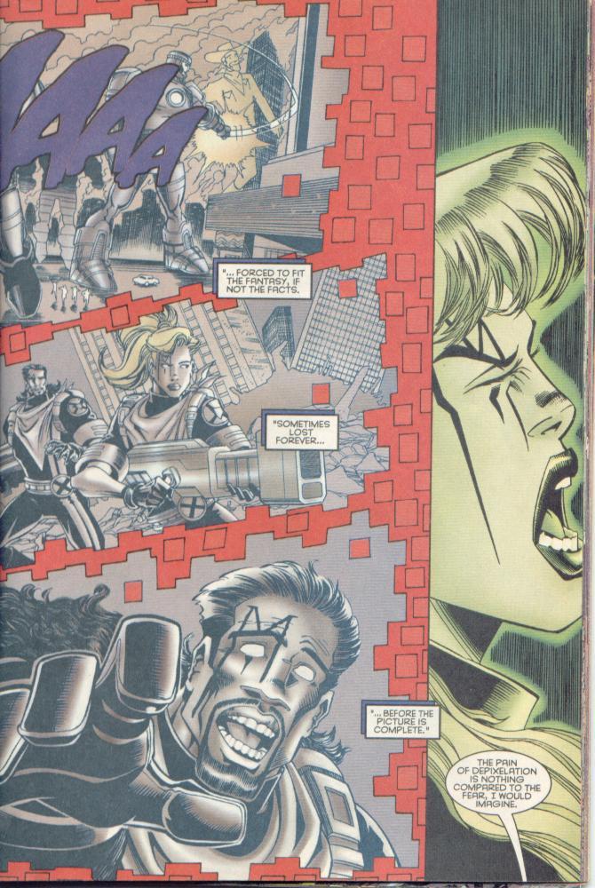Read online Uncanny X-Men (1963) comic -  Issue # _Annual 1996 - 34