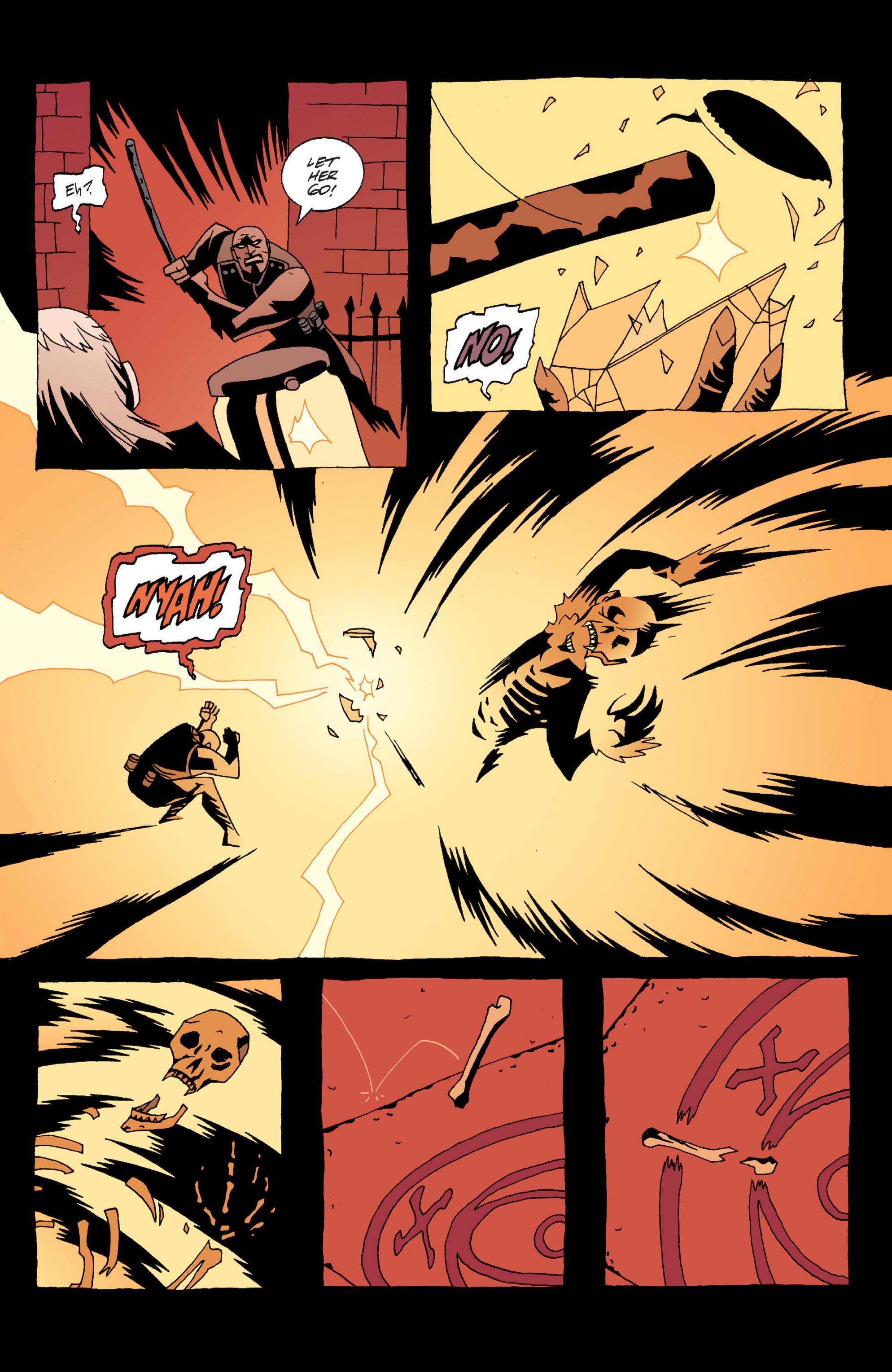 Read online B.P.R.D. (2003) comic -  Issue # TPB 2 - 27
