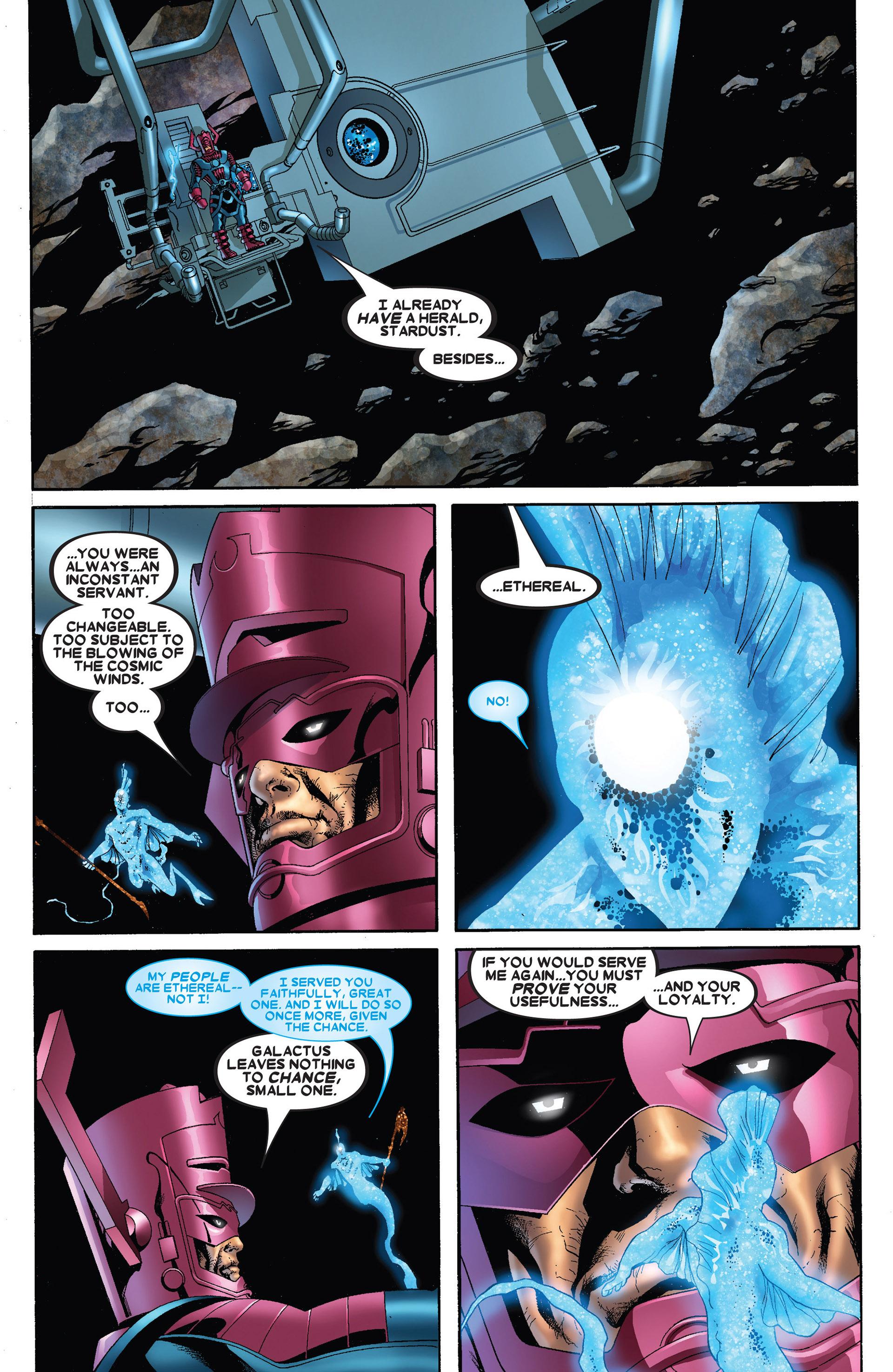 Read online Annihilation: Heralds Of Galactus comic -  Issue #1 - 35