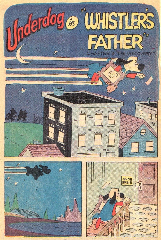 Underdog (1970) issue 3 - Page 21