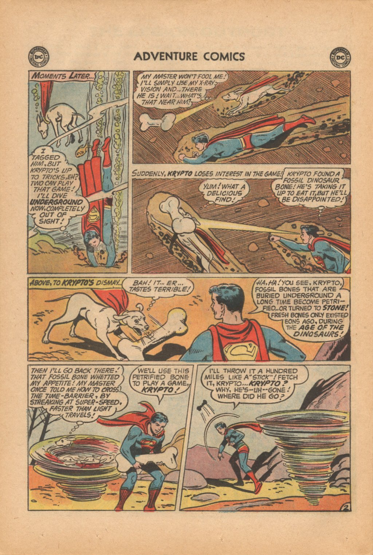 Read online Adventure Comics (1938) comic -  Issue #323 - 26