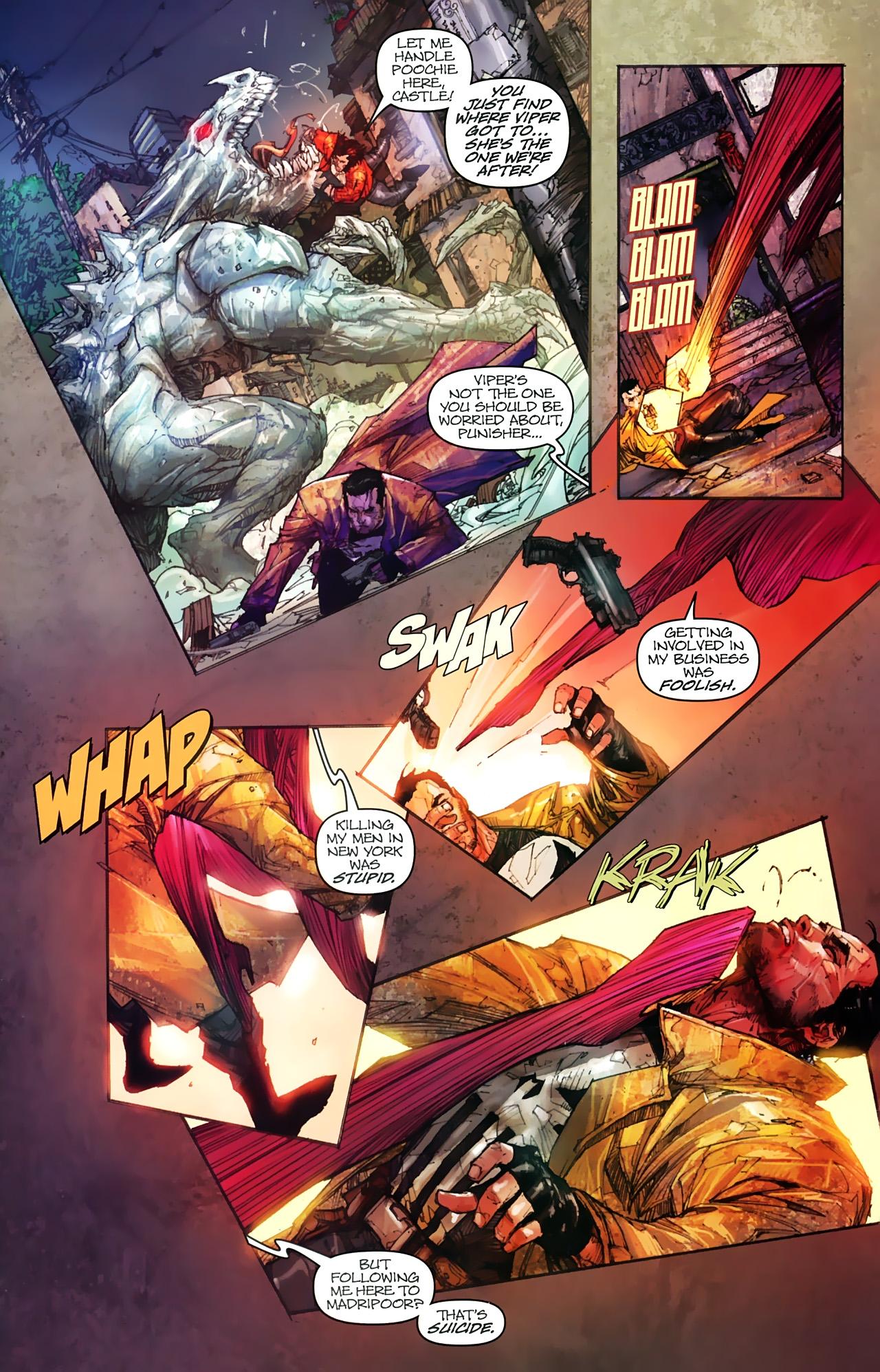 Read online Astonishing Tales (2009) comic -  Issue #2 - 6