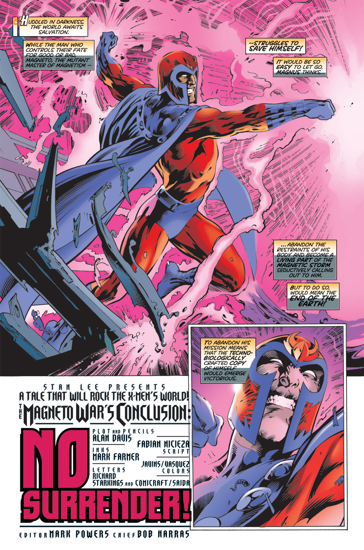X-Men (1991) 87 Page 2