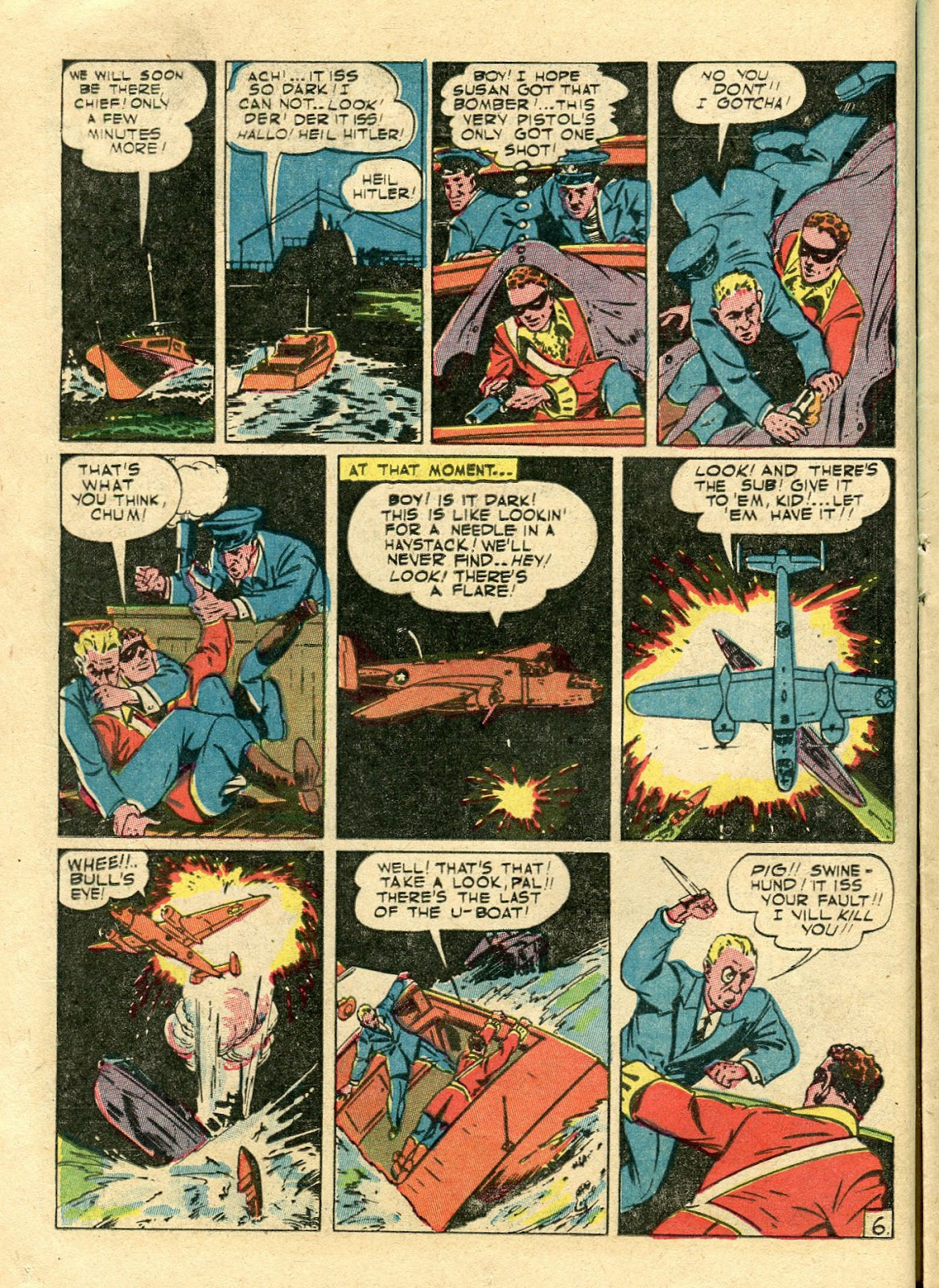 Green Hornet Comics issue 11 - Page 17