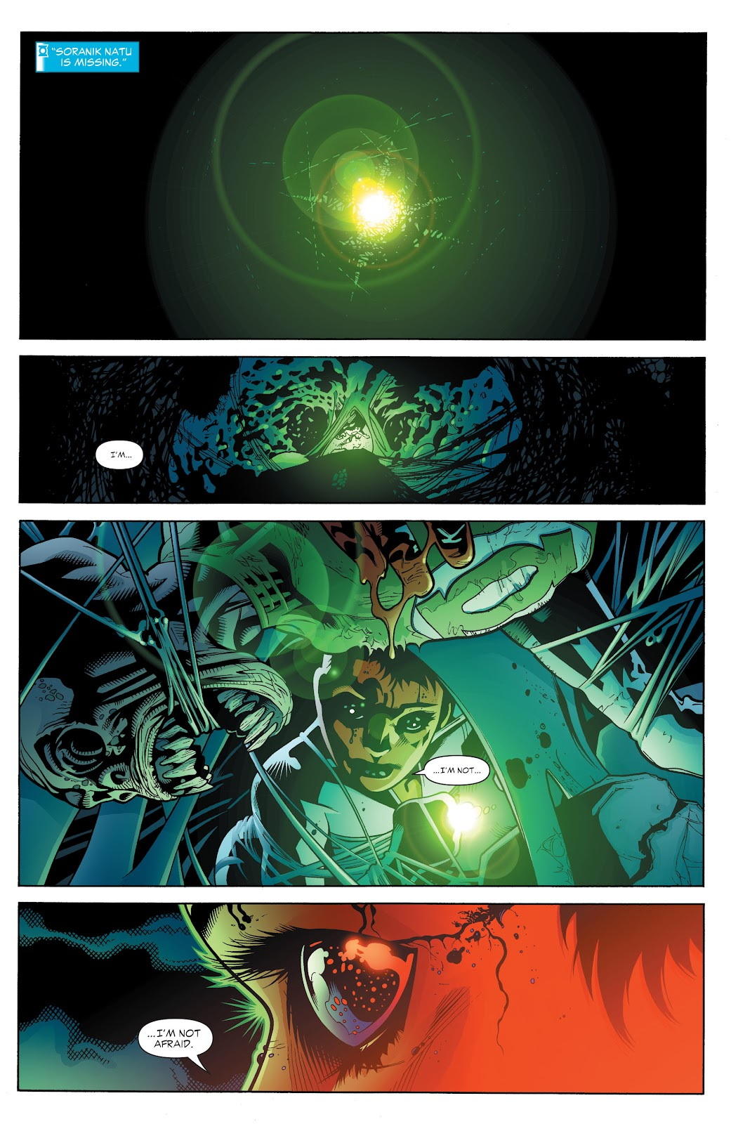 Read online Green Lantern by Geoff Johns comic -  Issue # TPB 1 (Part 3) - 2