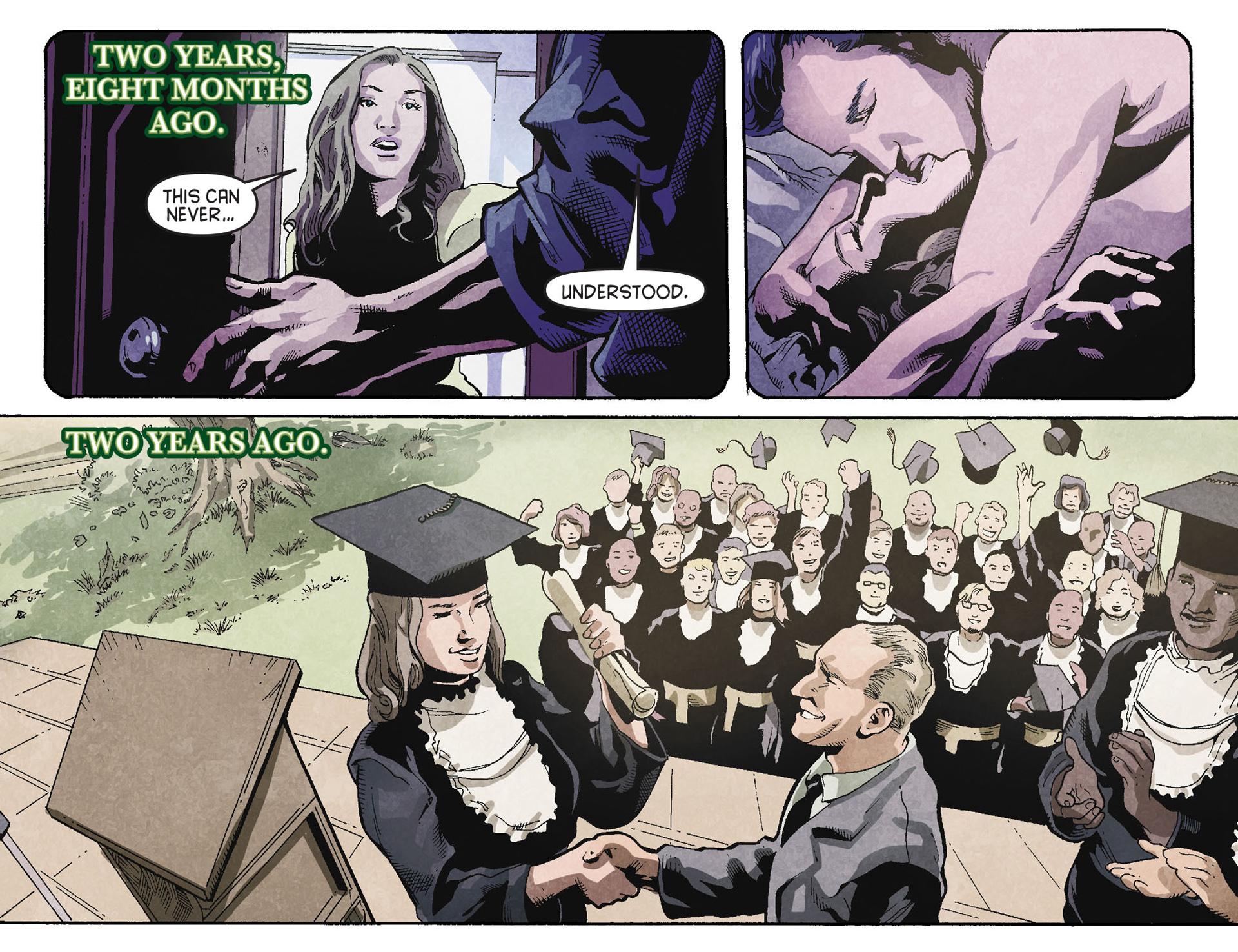 Read online Arrow [II] comic -  Issue #26 - 13