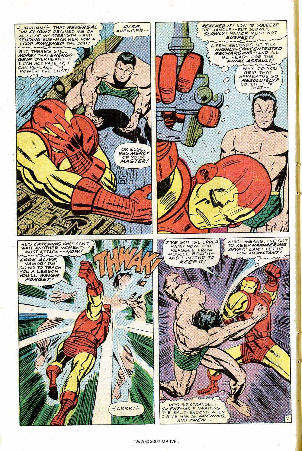 Iron Man Annual issue 1 - Page 60