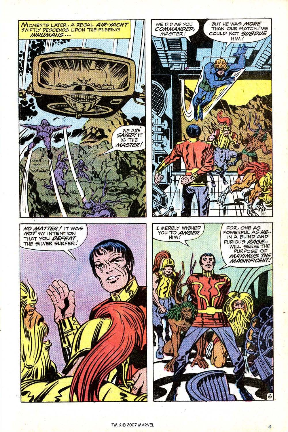 Silver Surfer (1968) issue 18 - Page 9
