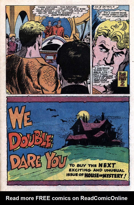 Read online Aquaman (1962) comic -  Issue #41 - 20