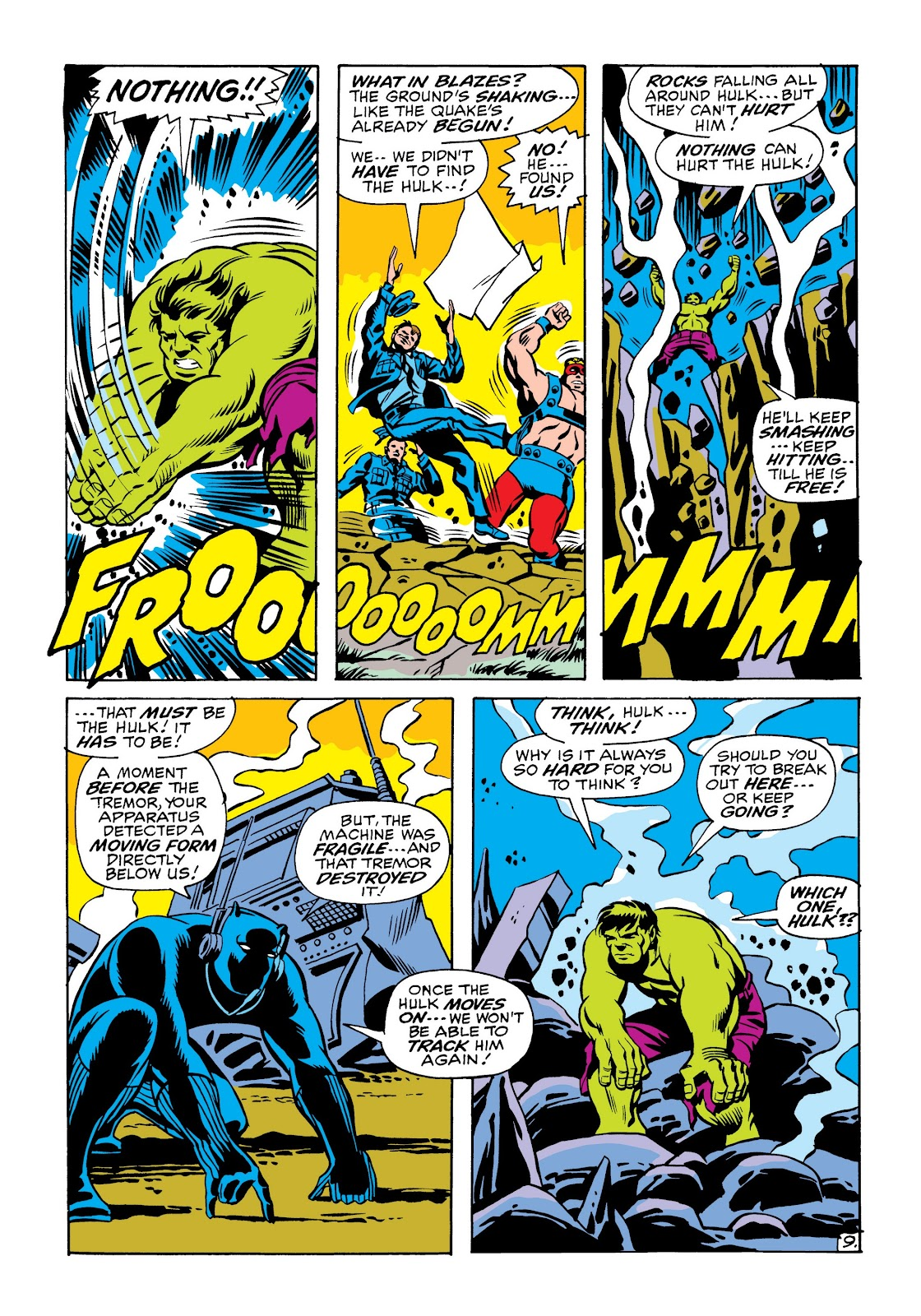 Read online Marvel Masterworks: The Incredible Hulk comic -  Issue # TPB 6 (Part 2) - 43