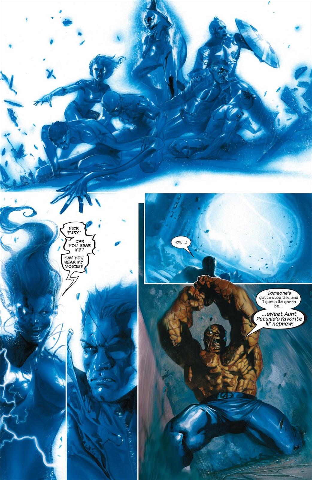 Read online Secret War comic -  Issue #5 - 7
