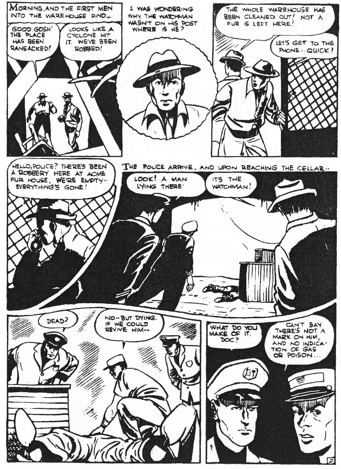Read online Men of Mystery Comics comic -  Issue #81 - 27