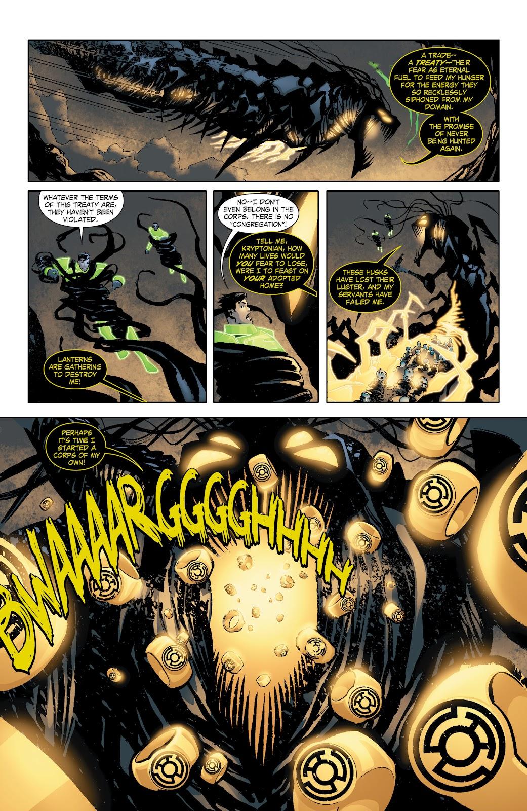 Read online Smallville Season 11 [II] comic -  Issue # TPB 7 - 67