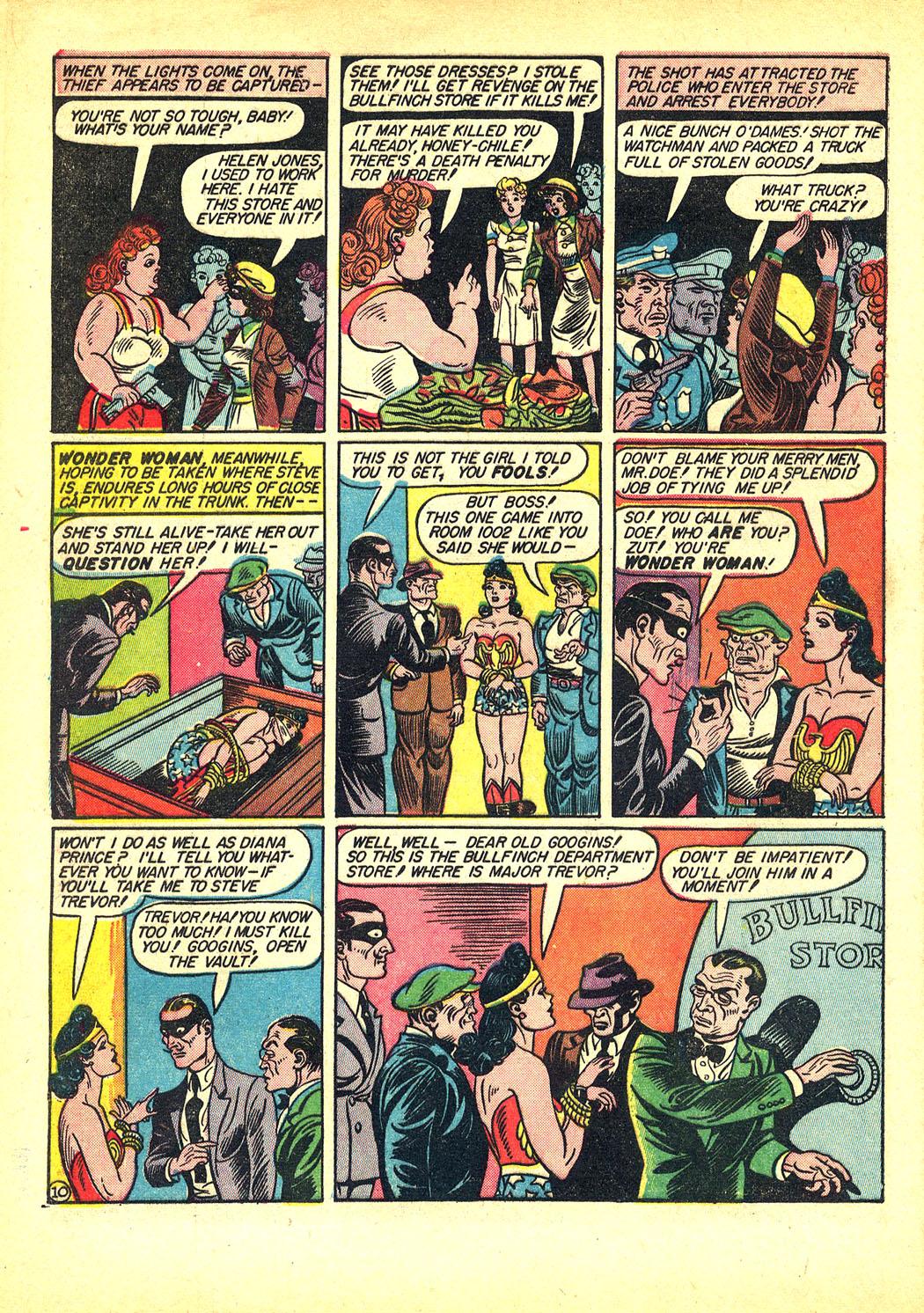 Read online Sensation (Mystery) Comics comic -  Issue #8 - 12