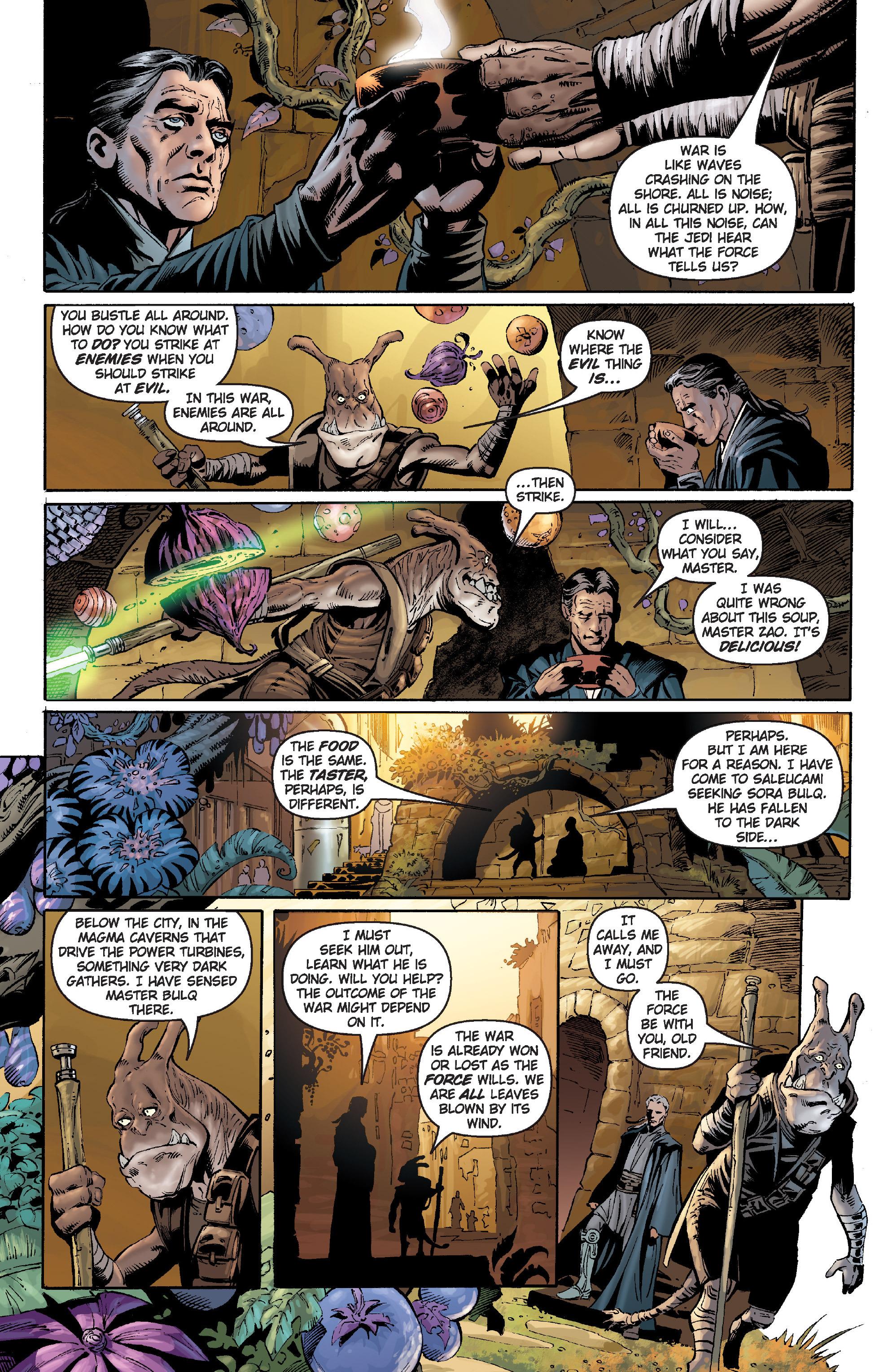 Read online Star Wars Omnibus comic -  Issue # Vol. 26 - 245