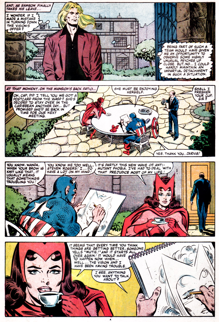 The Avengers (1963) 252 Page 4