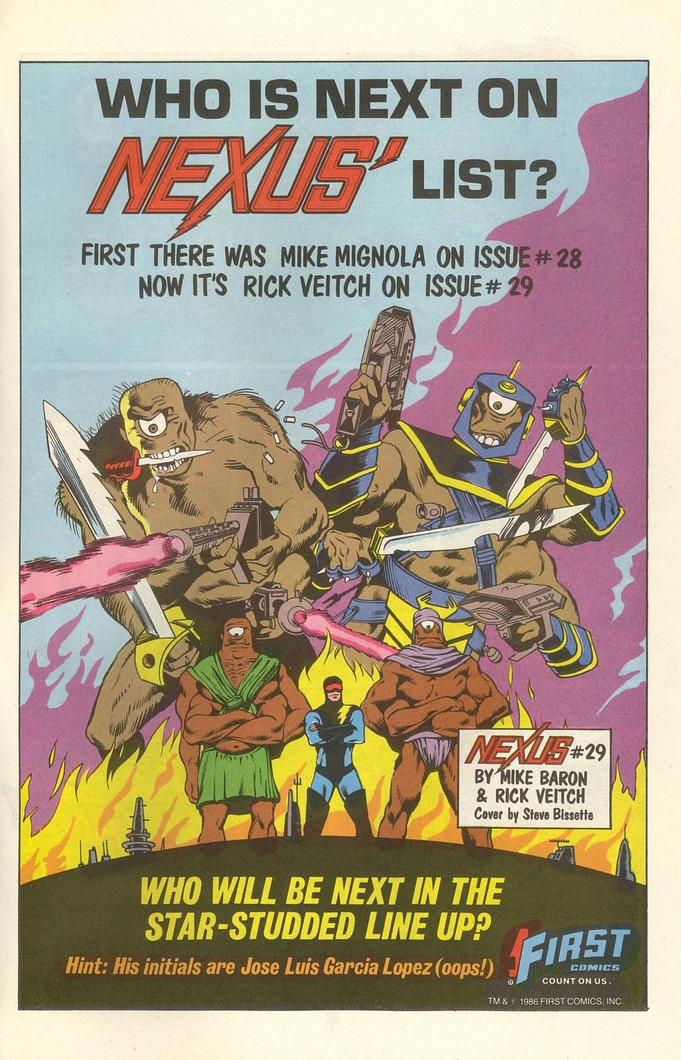 Read online American Flagg! comic -  Issue #36 - 25