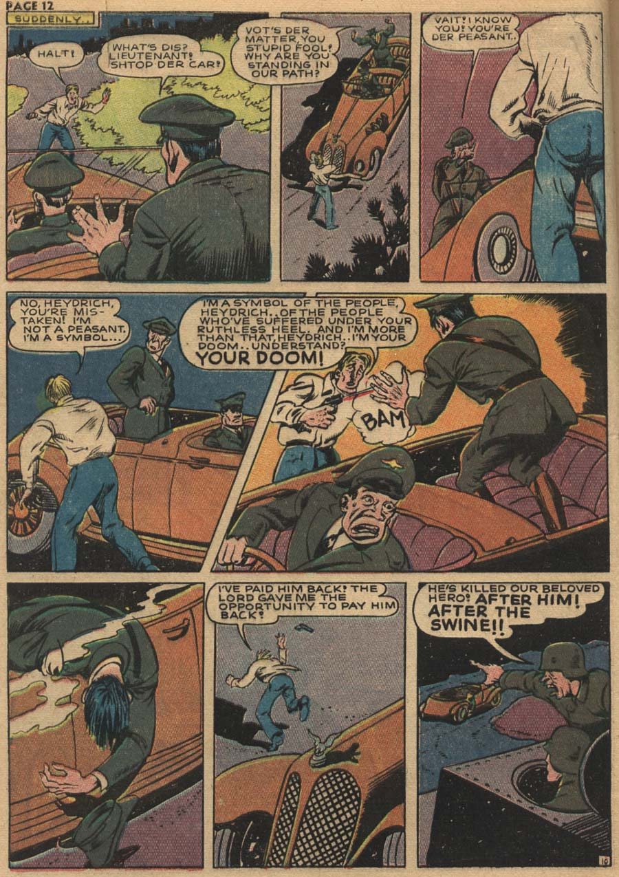Zip Comics issue 31 - Page 12