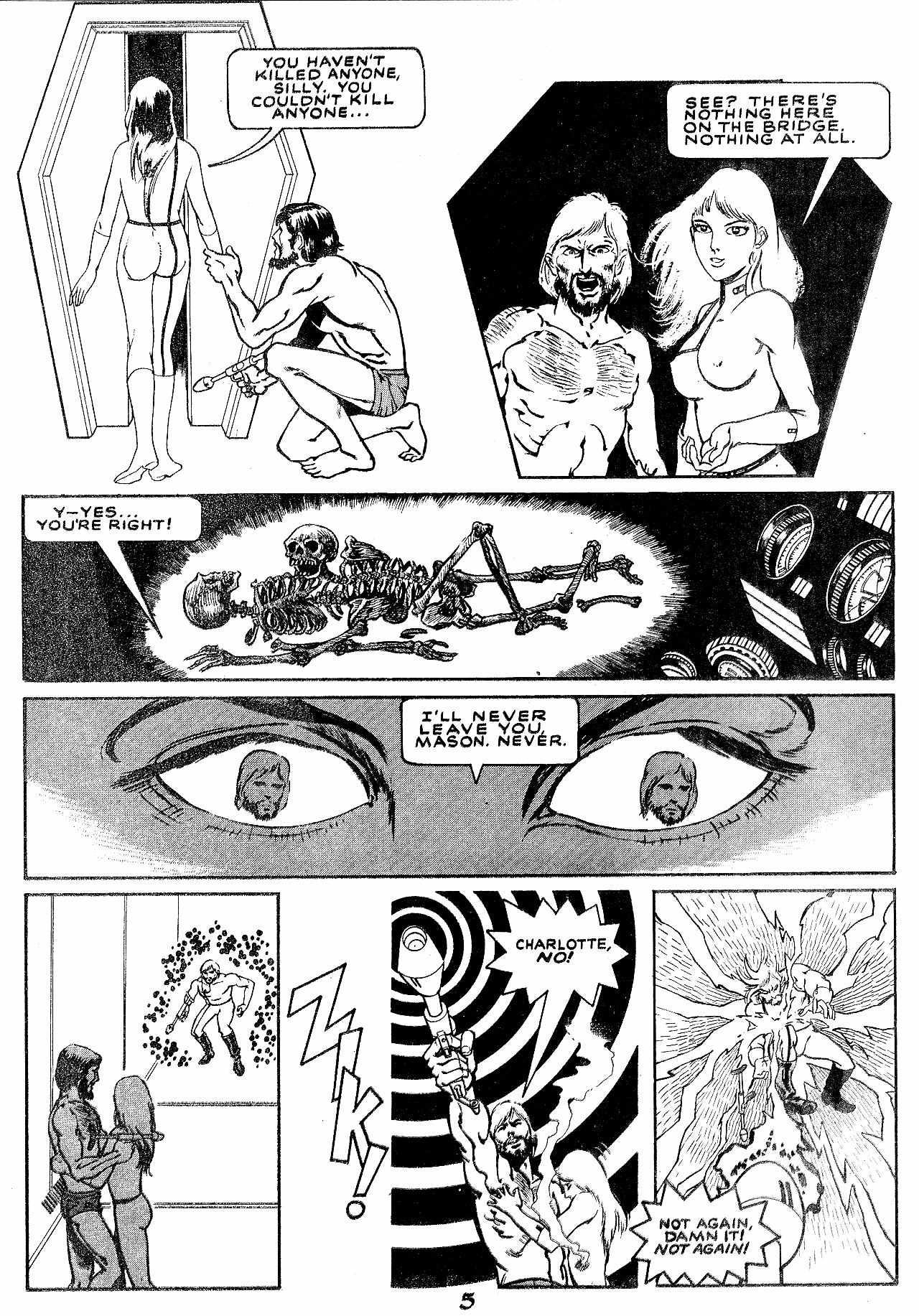 Read online Star*Reach comic -  Issue #18 - 27