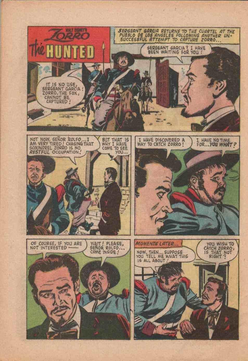Zorro (1966) issue 6 - Page 24