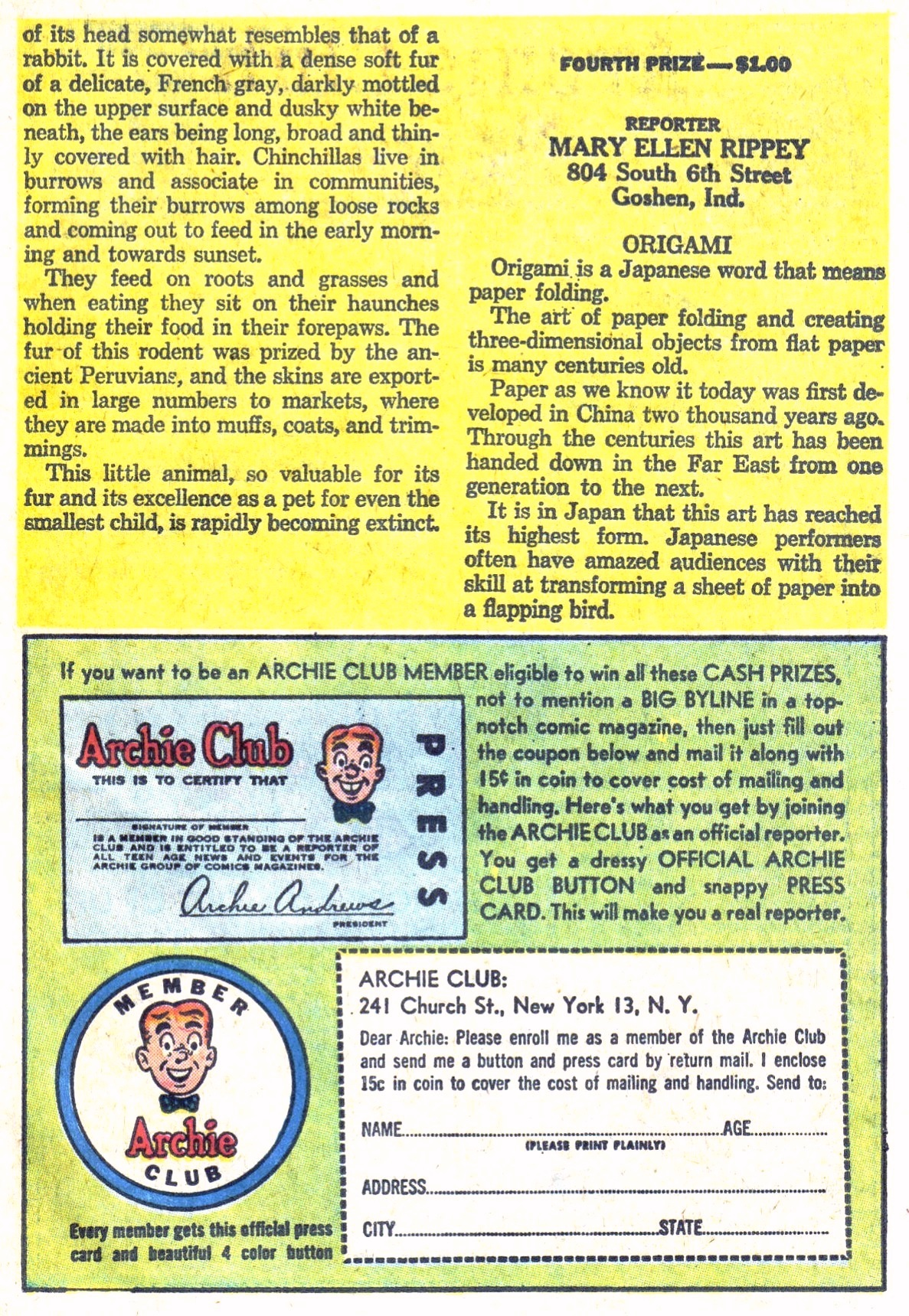 Read online Archie (1960) comic -  Issue #134 - 27