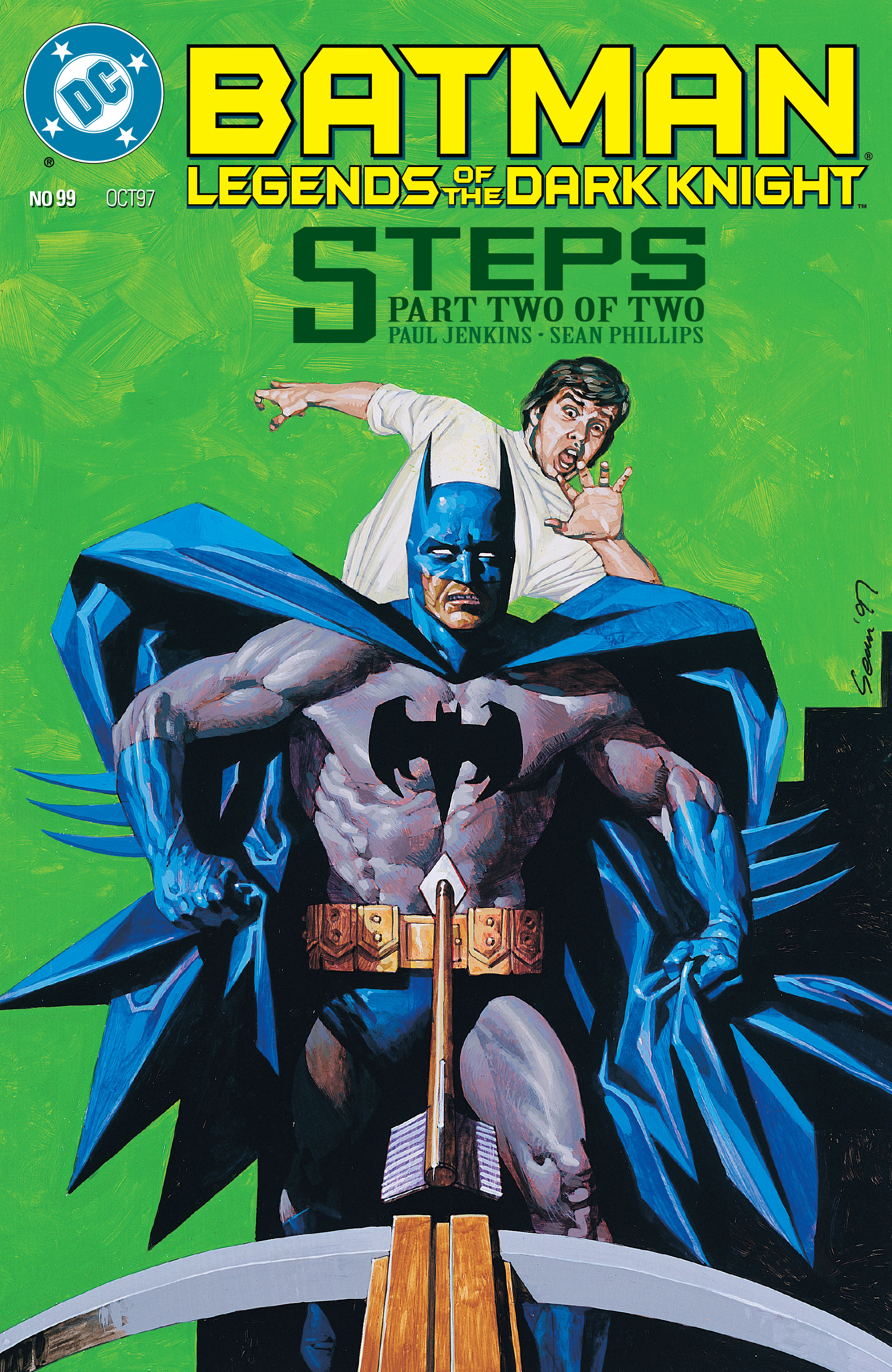 Batman: Legends of the Dark Knight 99 Page 1