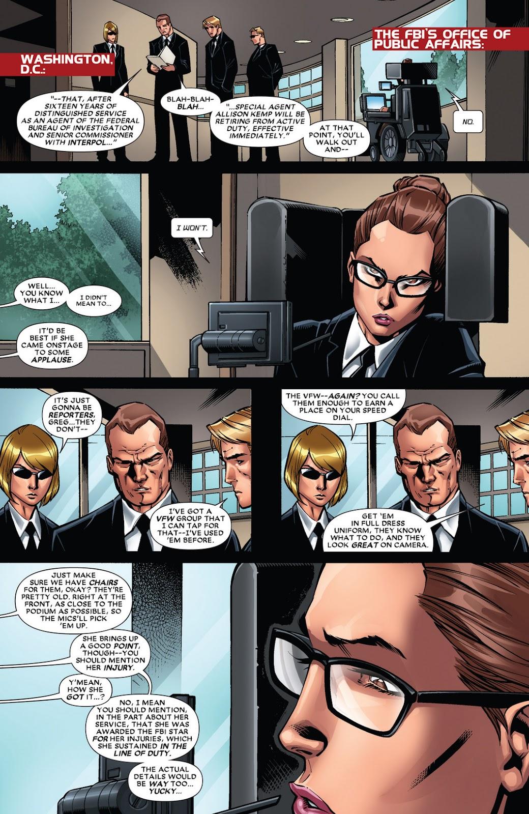 Read online Deadpool (2008) comic -  Issue #61 - 5