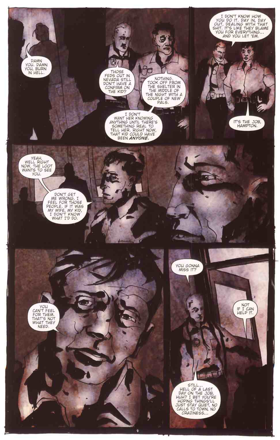 Read online Silent Hill: The Grinning Man comic -  Issue # Full - 11