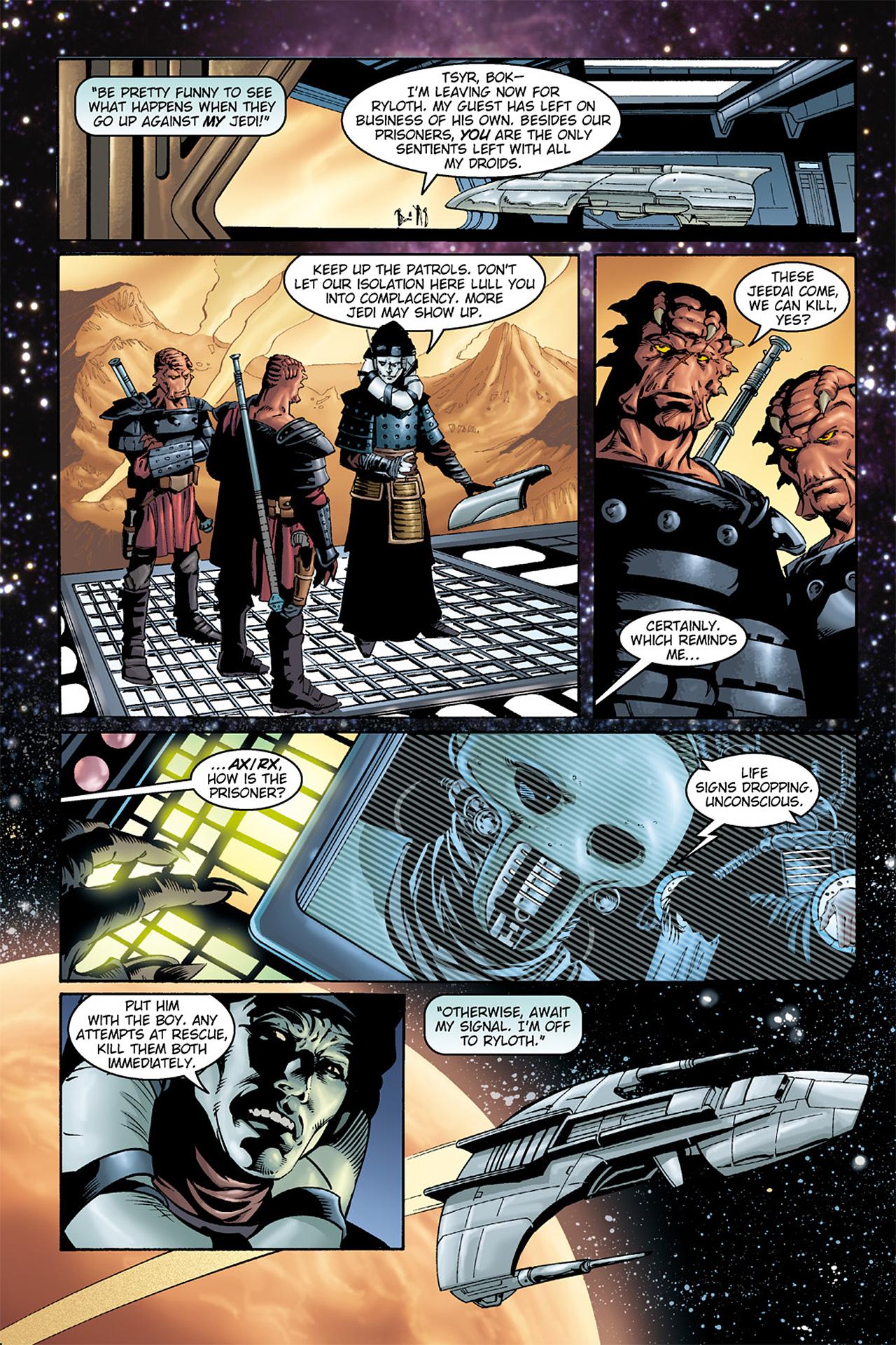Read online Star Wars Omnibus comic -  Issue # Vol. 15.5 - 171