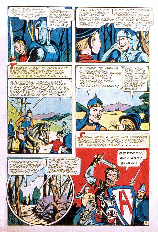 Read online Mystic Comics (1944) comic -  Issue #2 - 39