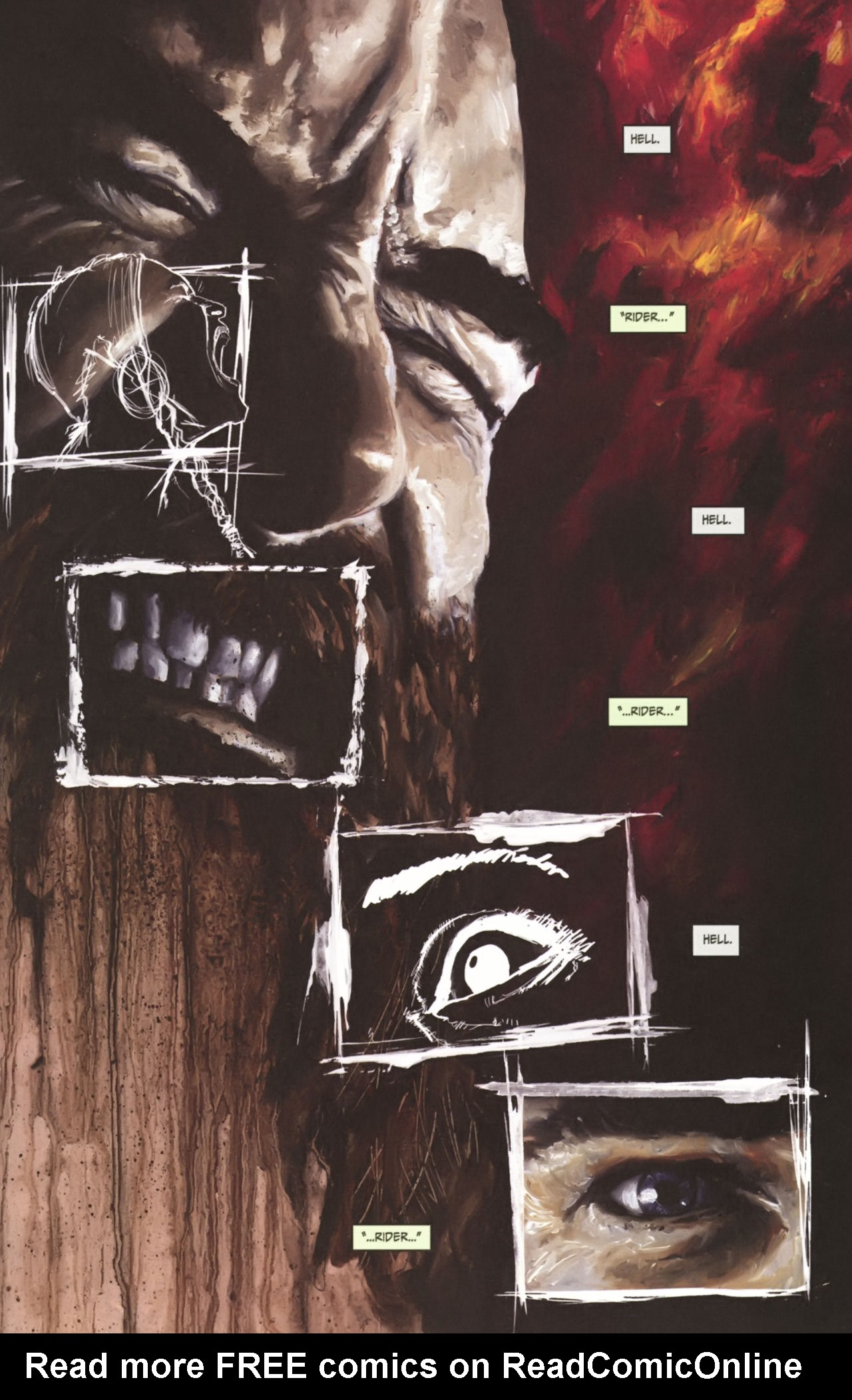 Read online Silent Hill: Past Life comic -  Issue #1 - 4