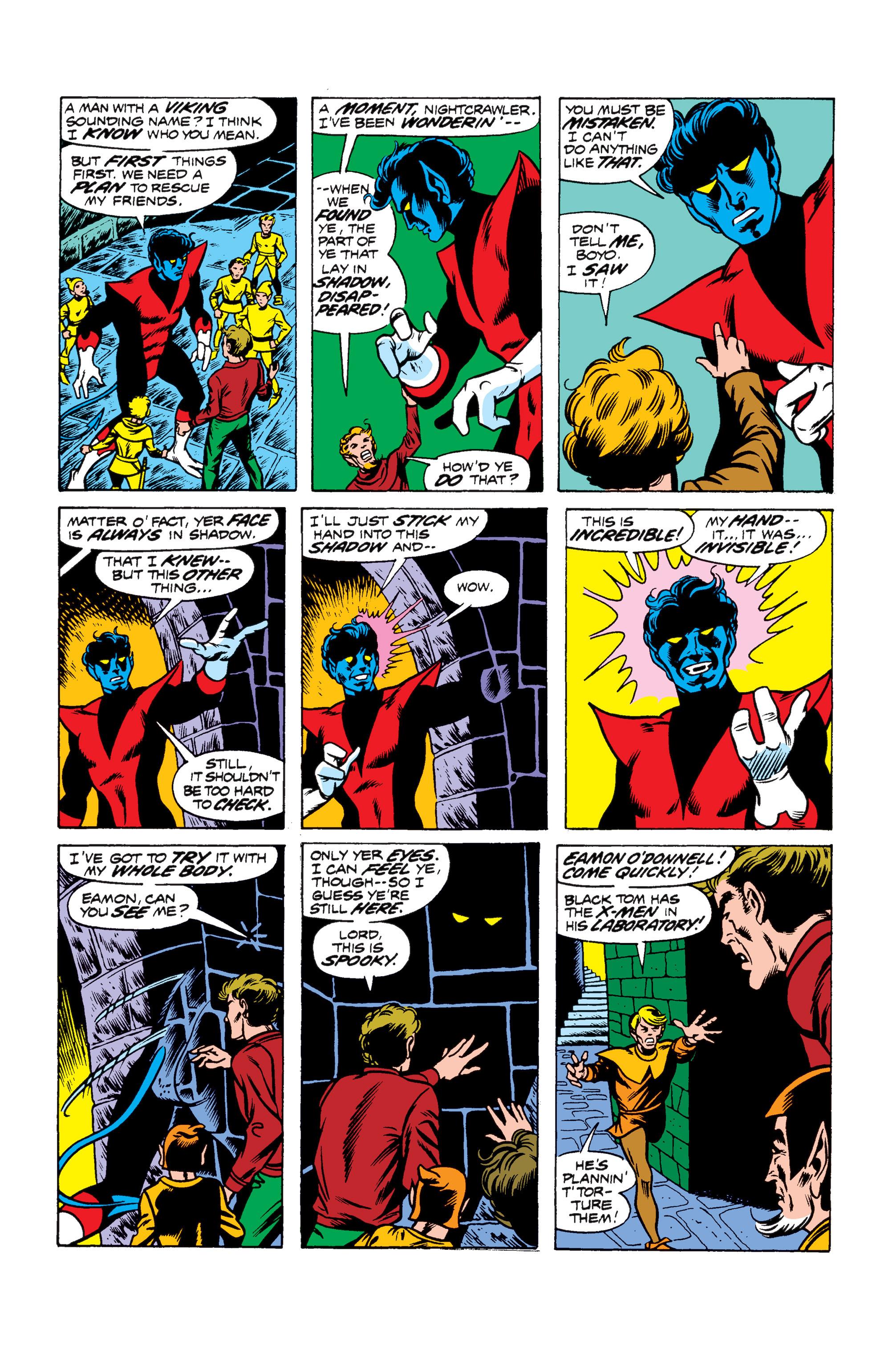 Uncanny X-Men (1963) 103 Page 4