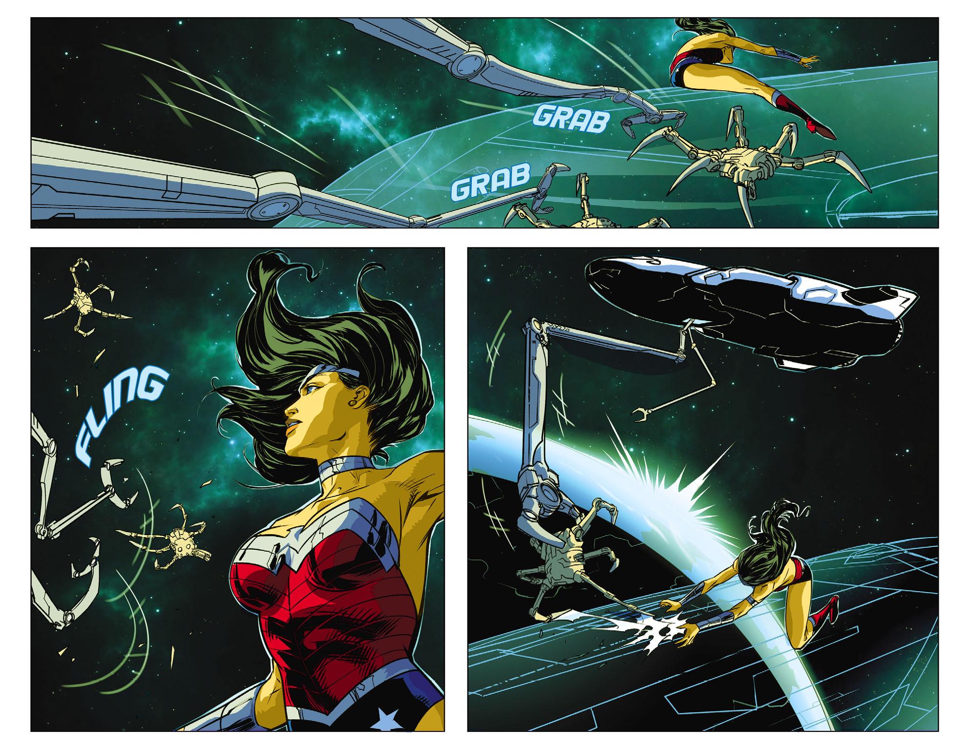 Read online Sensation Comics Featuring Wonder Woman comic -  Issue #25 - 18