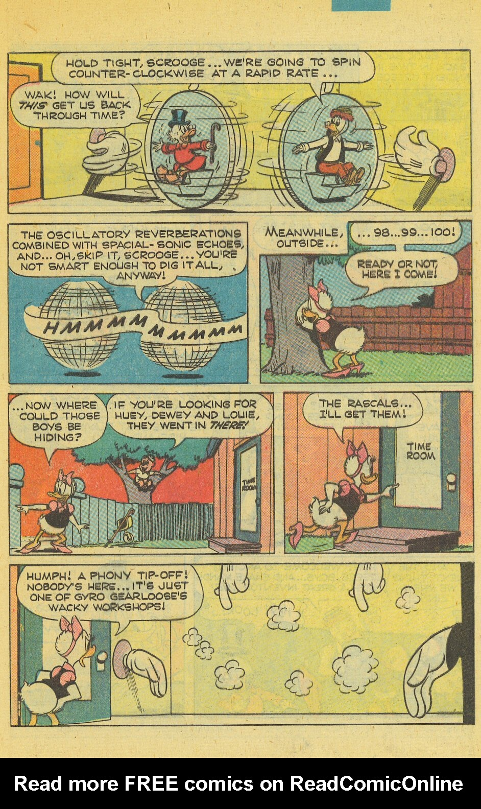 Read online Uncle Scrooge (1953) comic -  Issue #169 - 5
