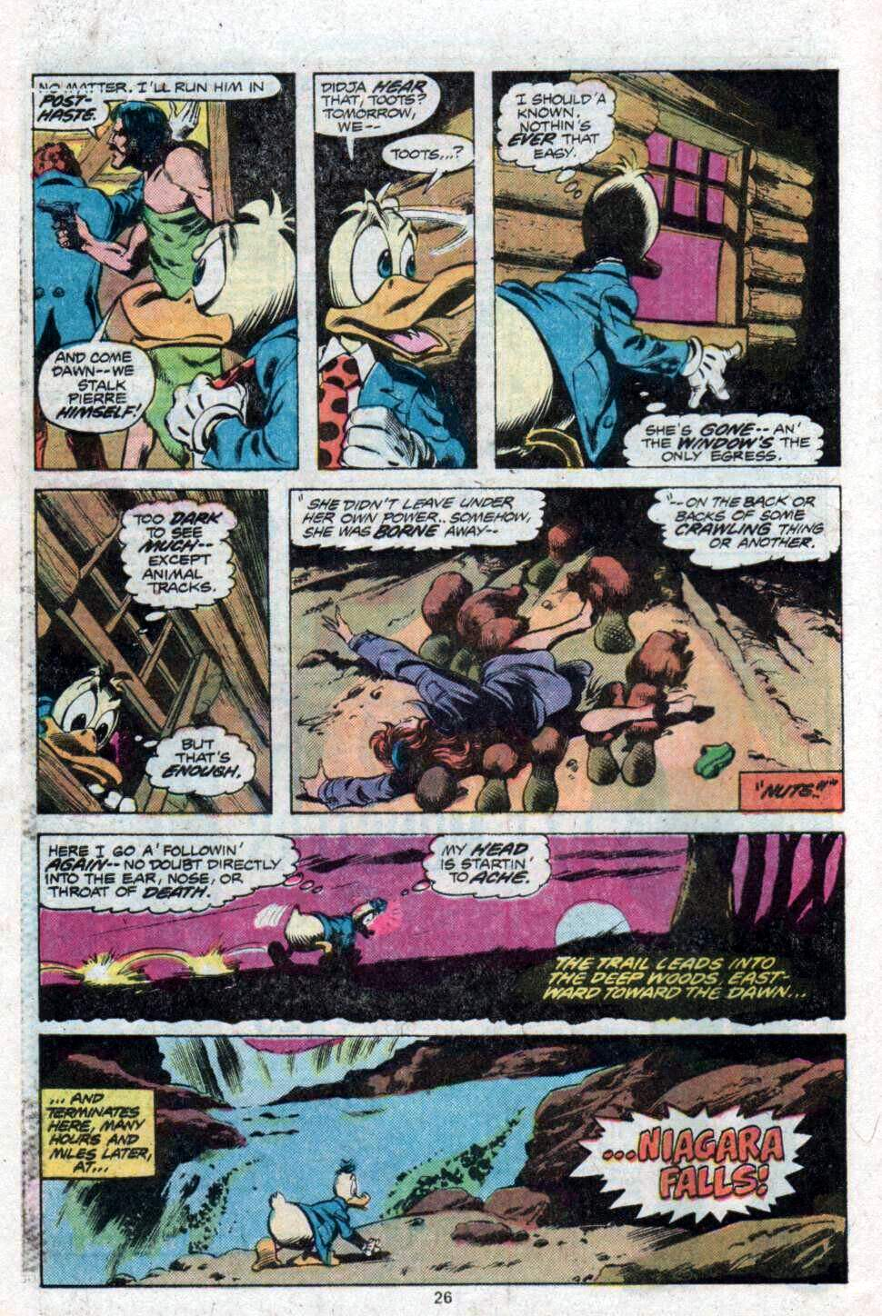 Howard the Duck (1976) Issue #9 #10 - English 15