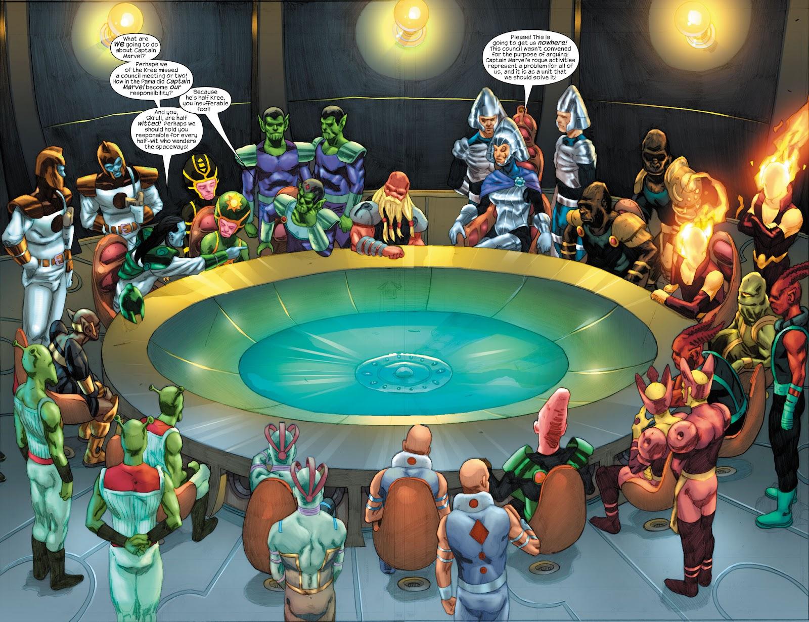 Captain Marvel (2002) Issue #15 #15 - English 3