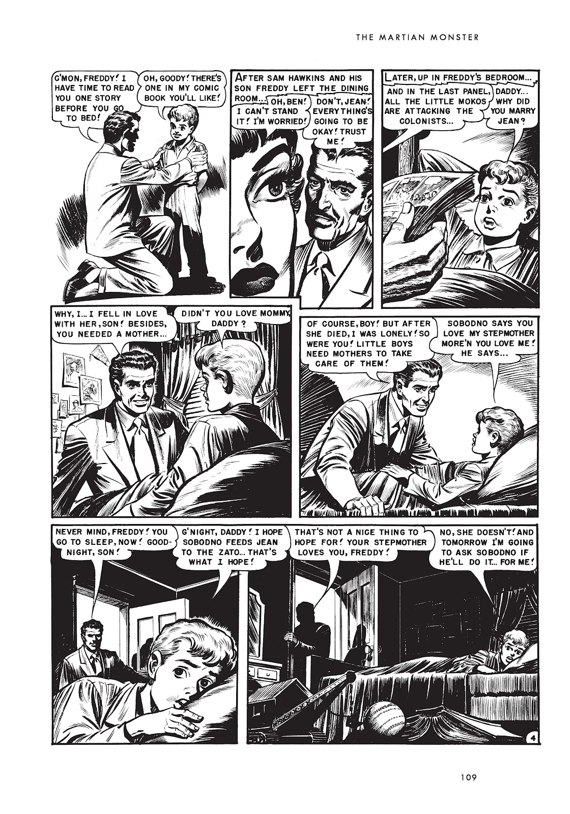 Read online The Martian Monster and Other Stories comic -  Issue # TPB (Part 2) - 24