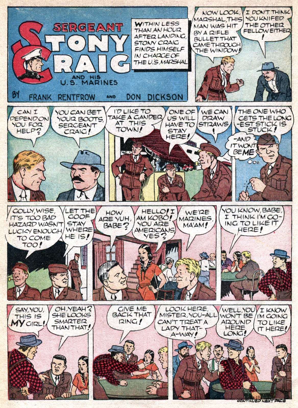 Read online Famous Funnies comic -  Issue #66 - 20