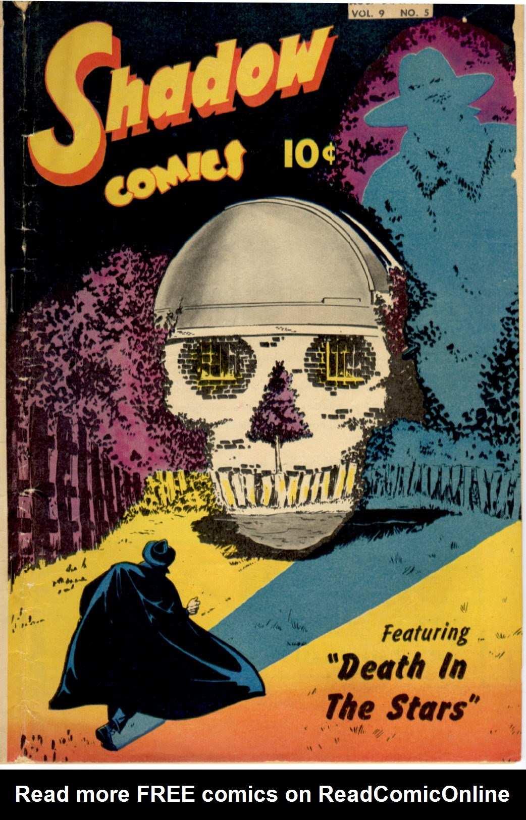 Shadow Comics #101 #94 - English 2