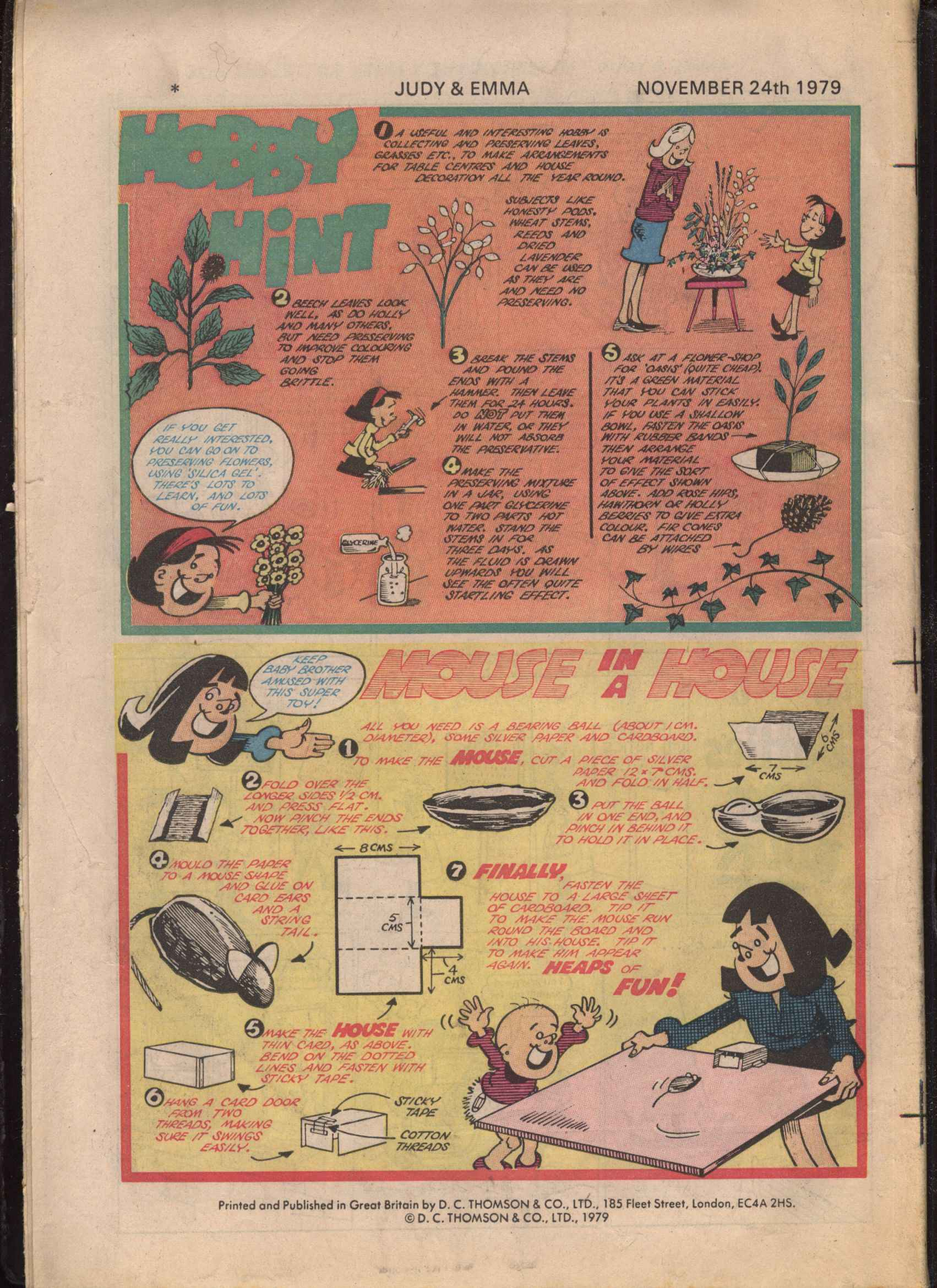 Read online Judy comic -  Issue #37 - 32